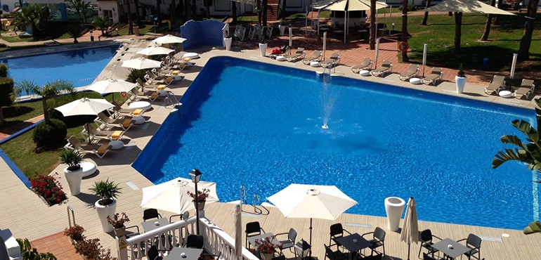 Hotel near Marbella  4stars