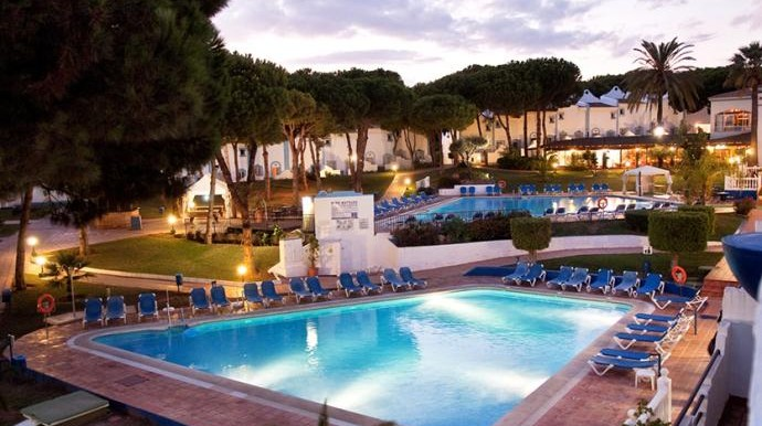 Hotel near Marbella  4stars by night