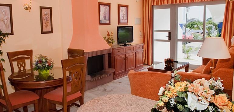 Hotel near Marbella  4stars innen
