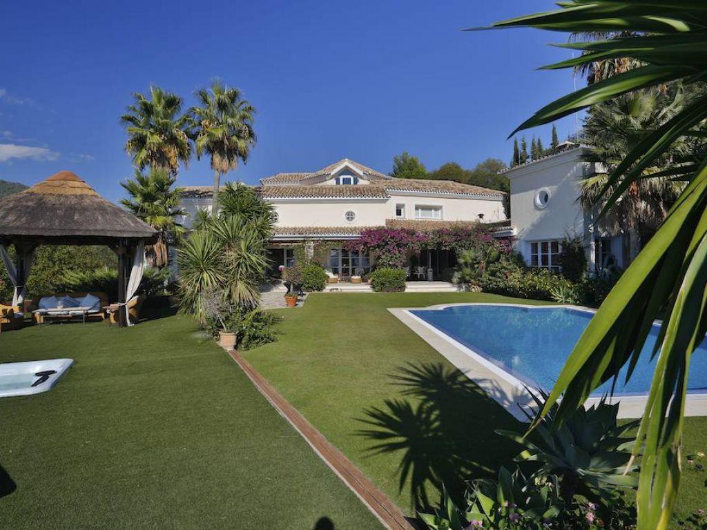 Villa in La Zagaleta / Marbella