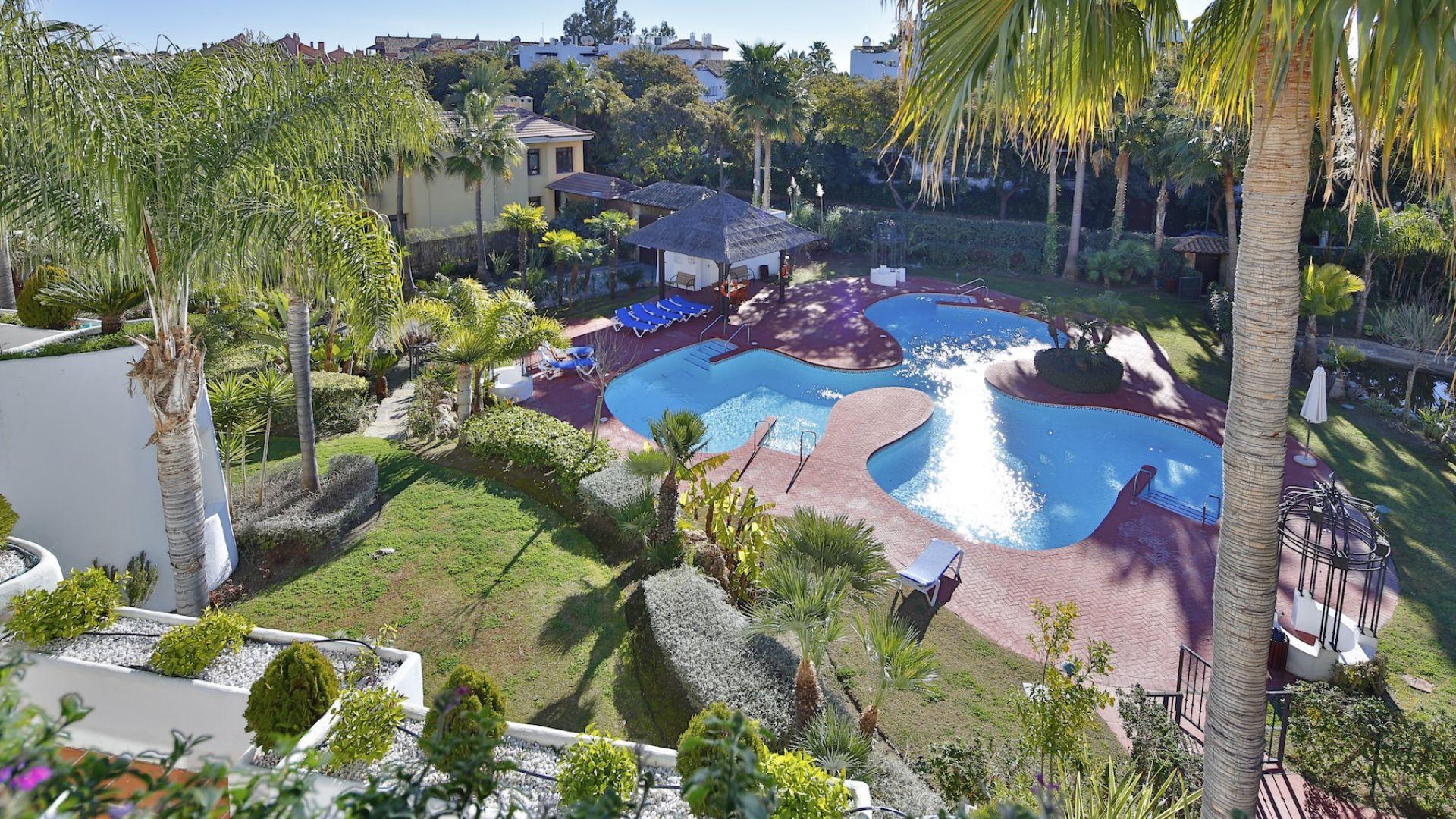 Penthouse Puerto Banus / Marbella
