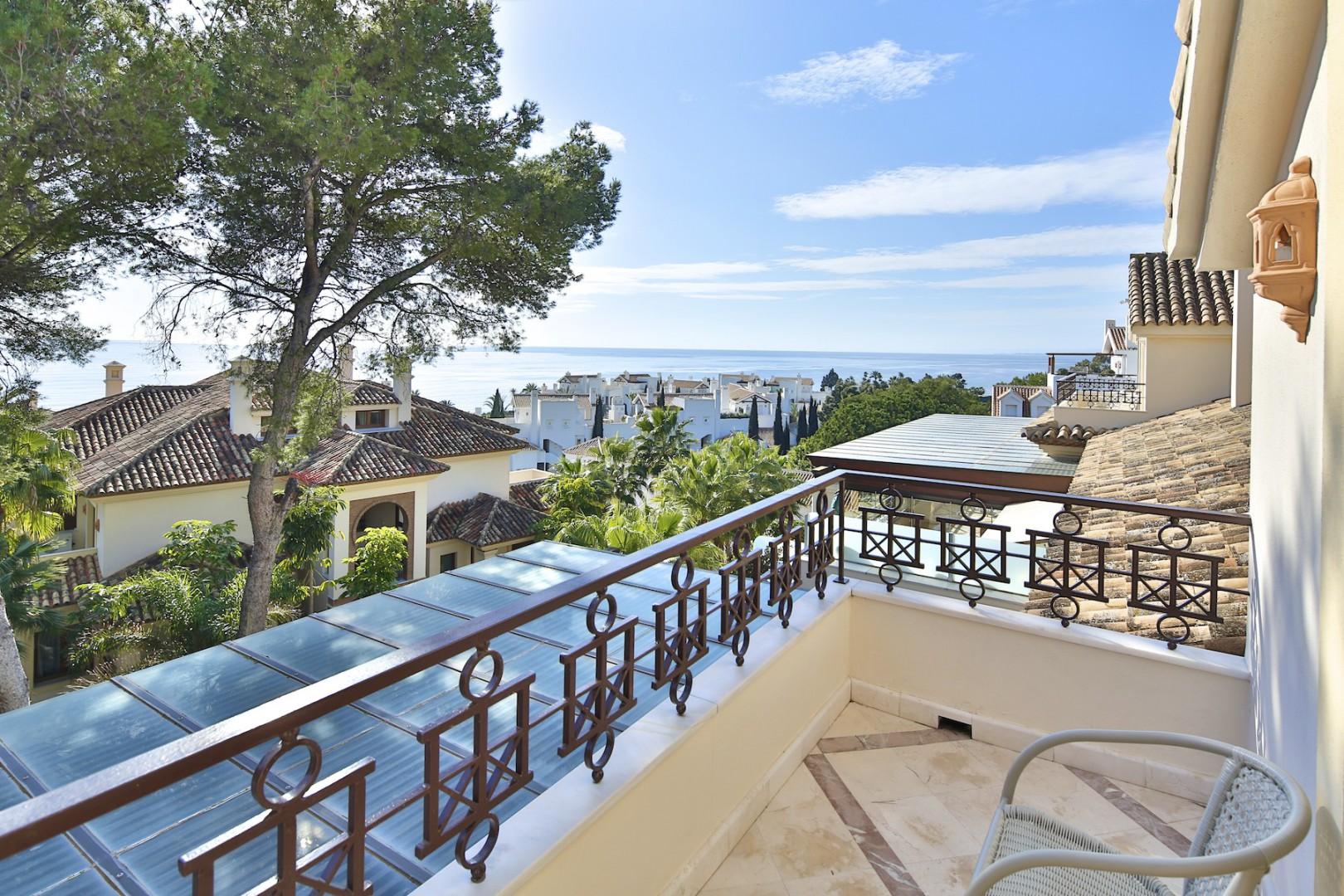 Penthouse-Duplex in Marbella