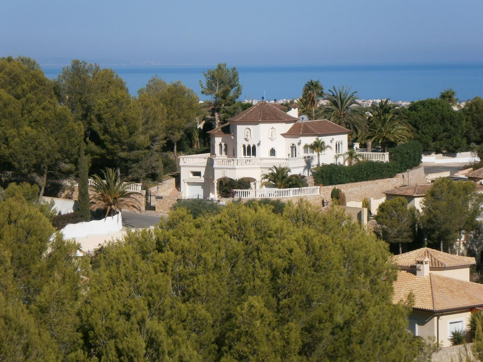 Luxus Villa in Denia