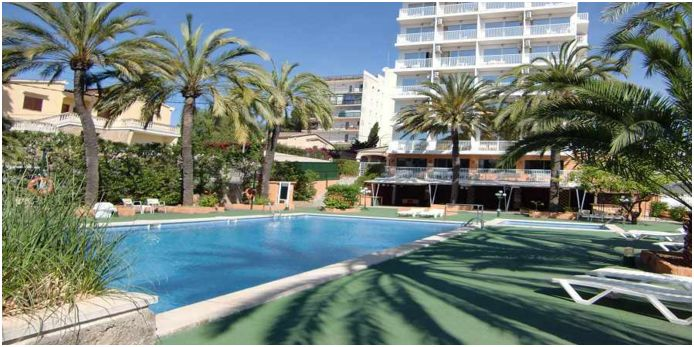 3* Hotel Mallorca with 100+ rooms