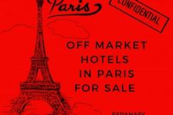 5* luxury Hotel in Paris