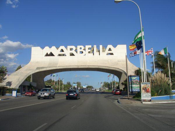 3* Hotel Nähe Marbella
