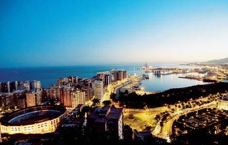 4* Hotel Malaga Center