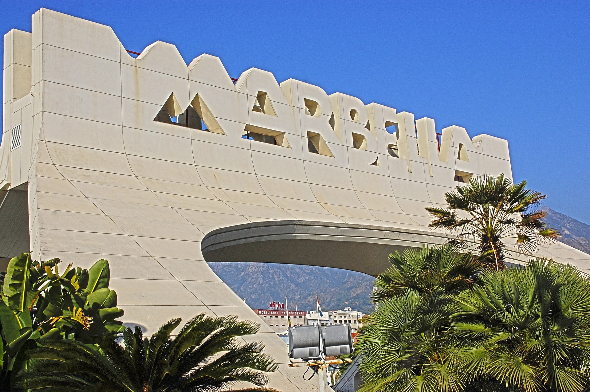 4* Plus Hotel nähe Marbella