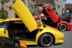 Lamborghinis zu verkaufen
