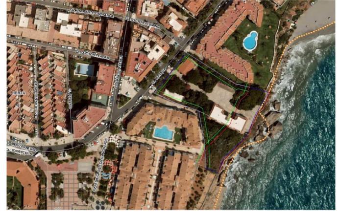 Malaga building plot