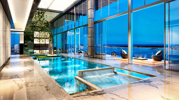 "Penthouse Miami ""Echo Brickell"