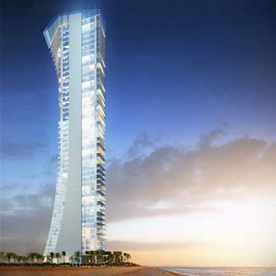 Penthouse Miami Muse