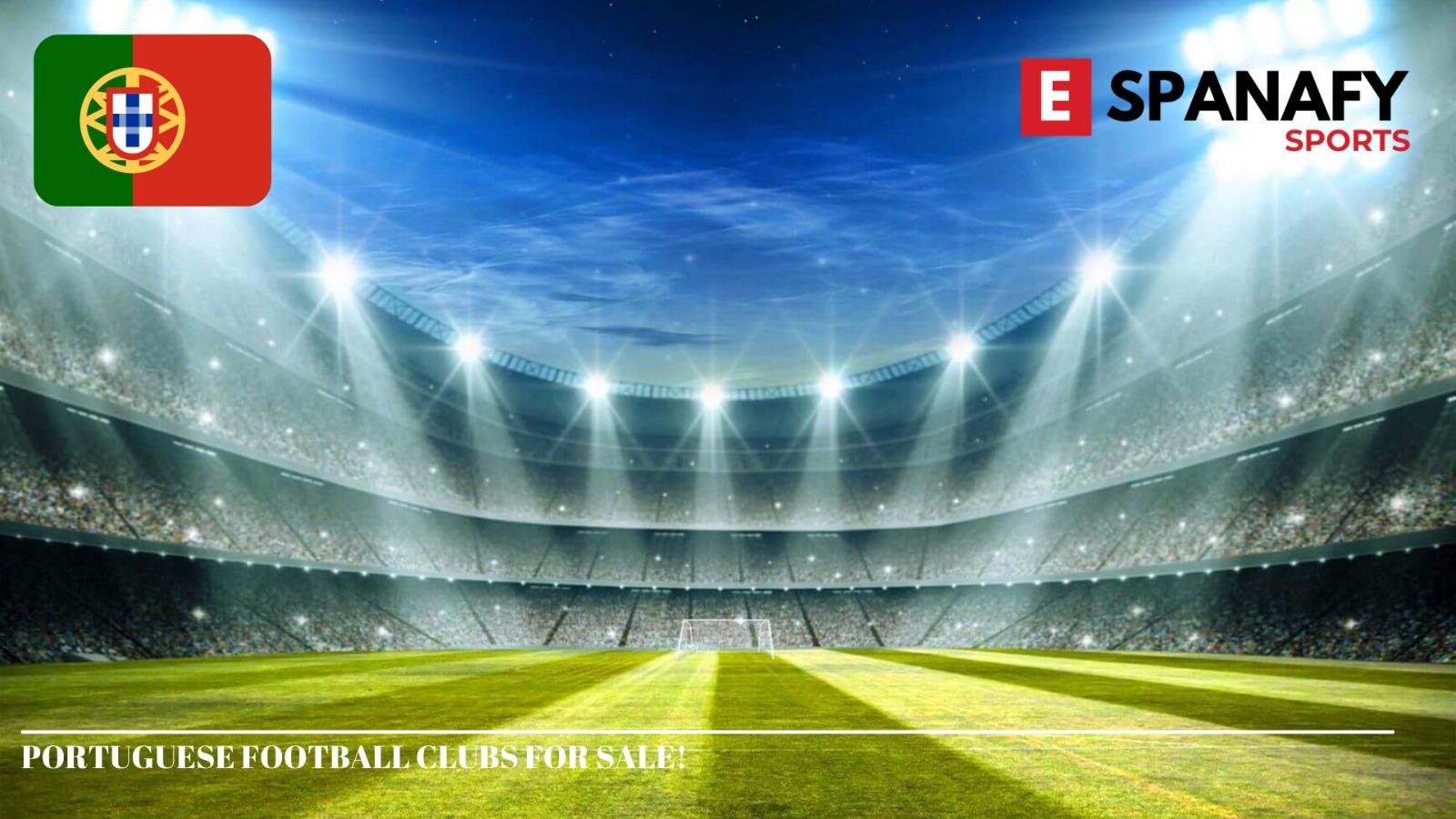 Footballclubs for sale Portugal