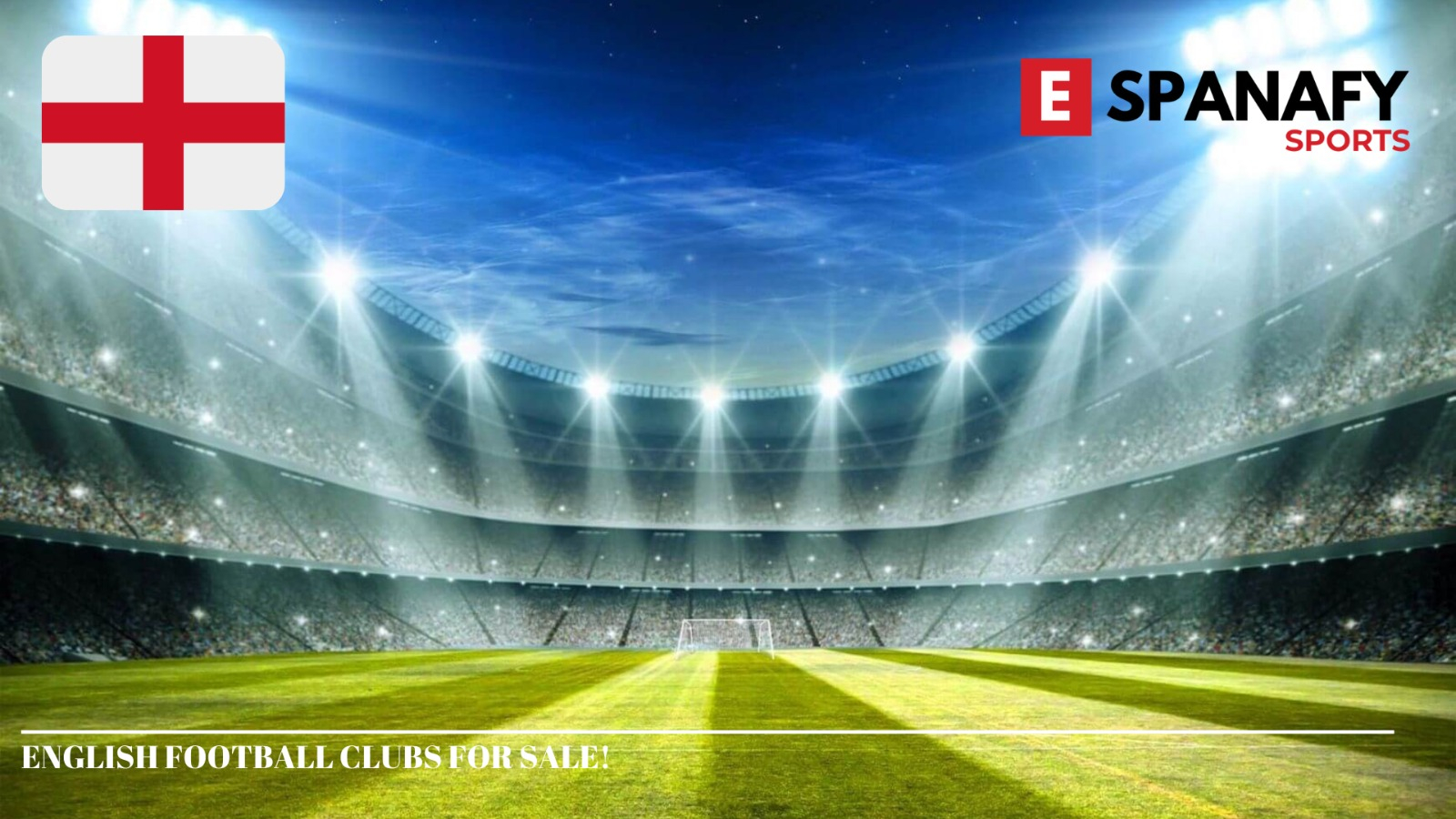 Footballclubs in UK for sale