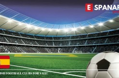Footballclub in Spain for sale