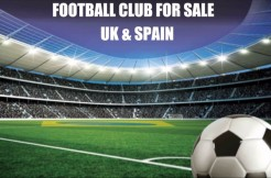 Footballclubs for sale