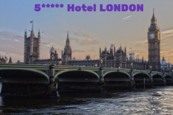 5* luxury Hotel in London