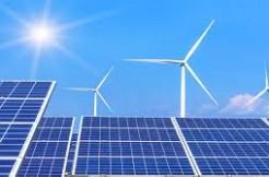 Solar und Wind