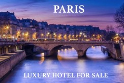 5* LUXURY HOTEL IN PARIS