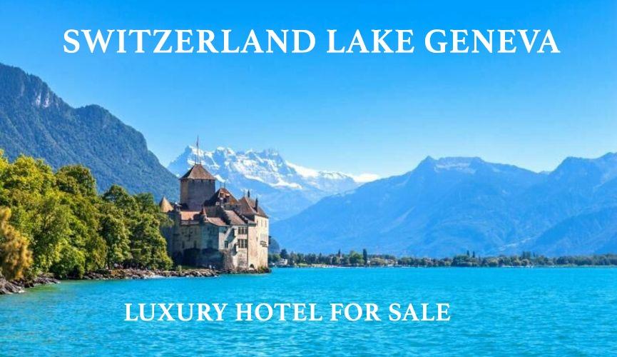 5* luxury Hotel Switzerland